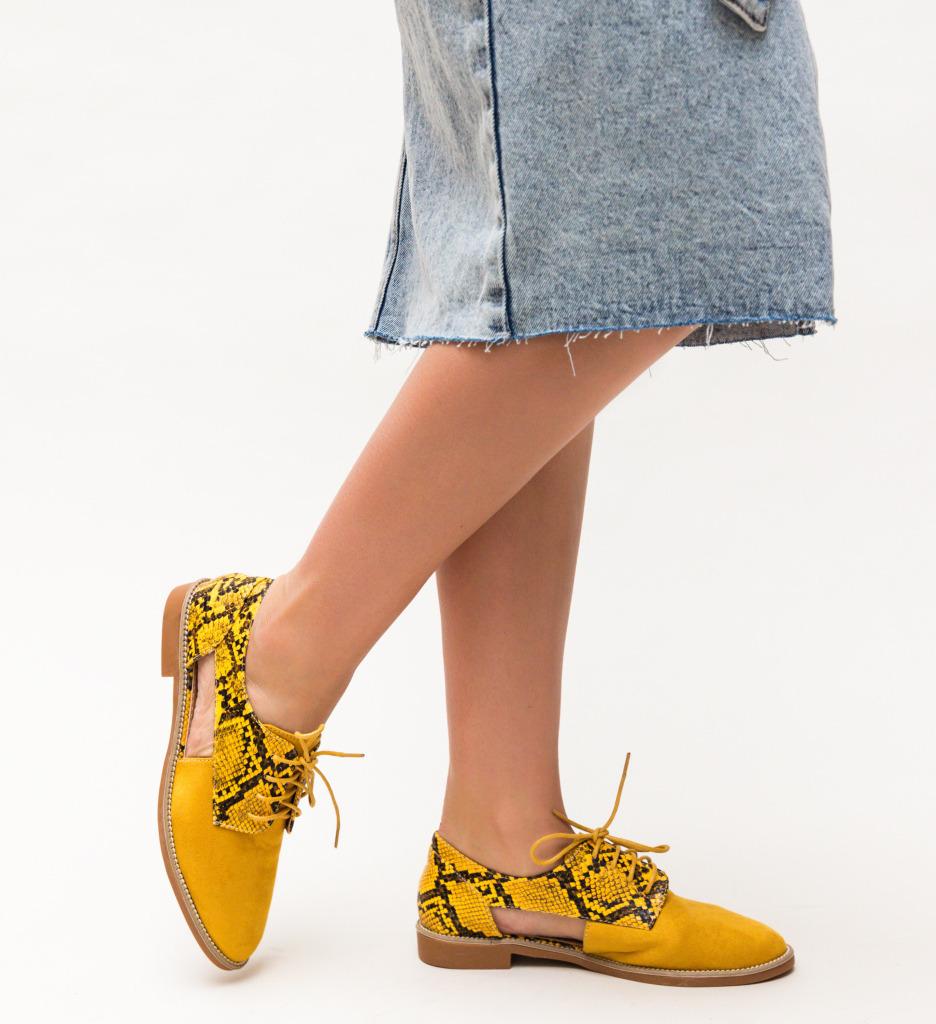 Pantofi Casual Fans Galbani