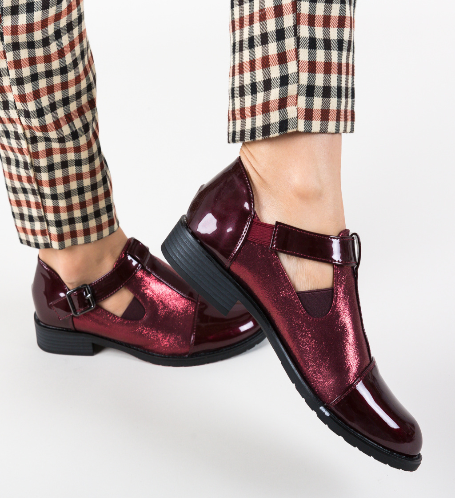 Pantofi Casual Oisin Grena