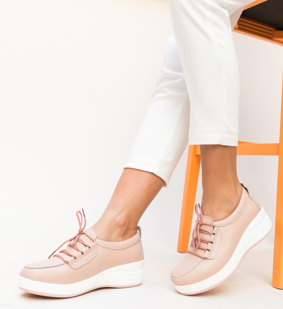 Pantofi Casual Roma Roz