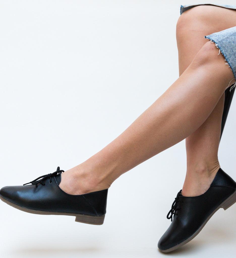 Pantofi Casual Rufita Negri