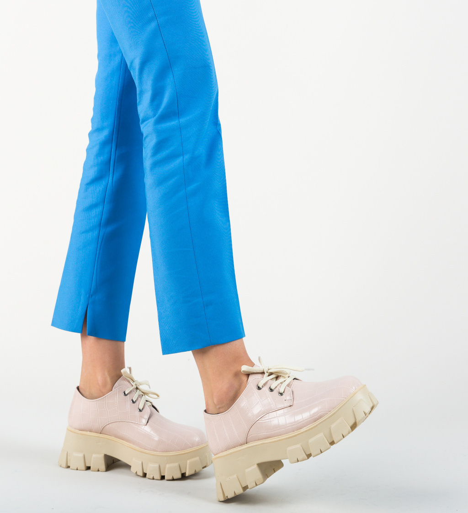 Pantofi Casual Taylor Bej