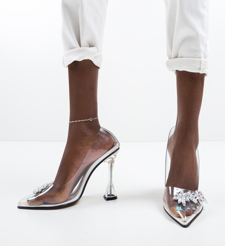 Pantofi Celiaga Albi