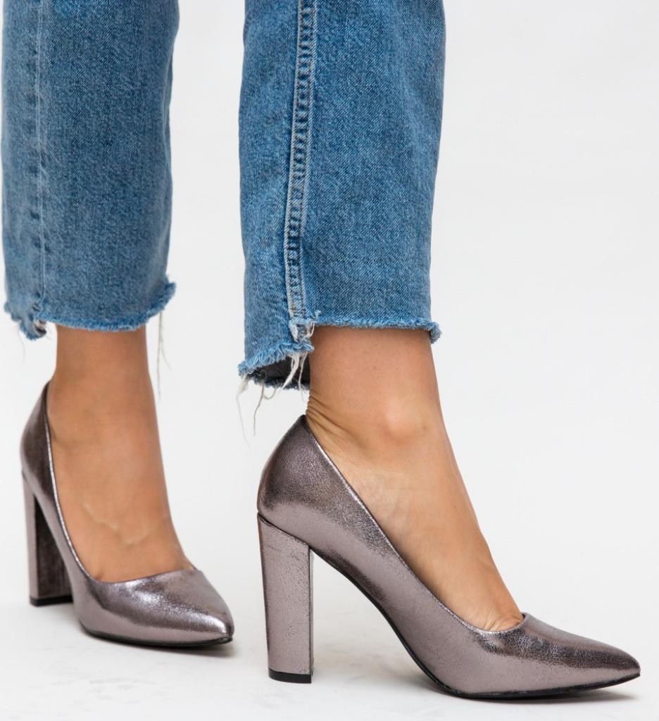 Pantofi Margus Gri