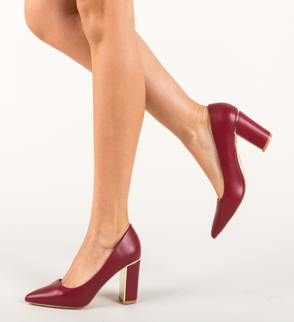 Pantofi Mikra Grena