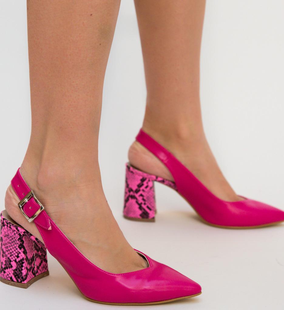 Pantofi Palalama Roz