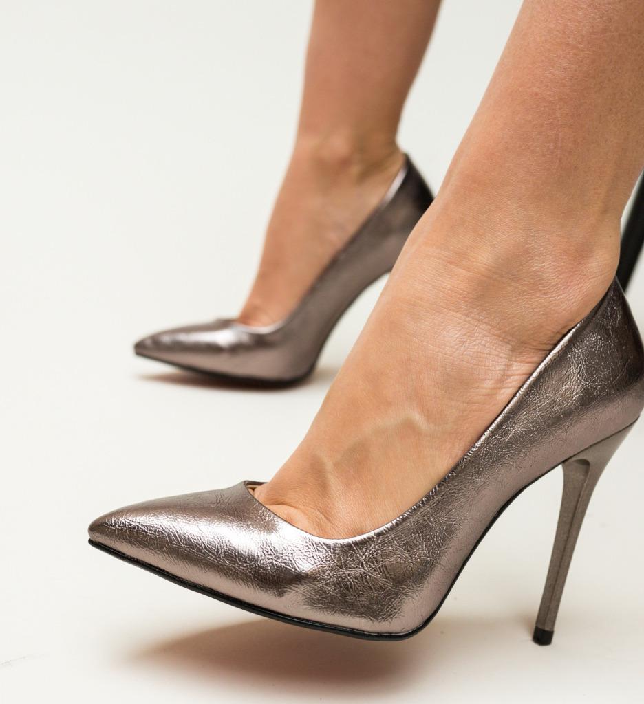 Pantofi Pideos Gri