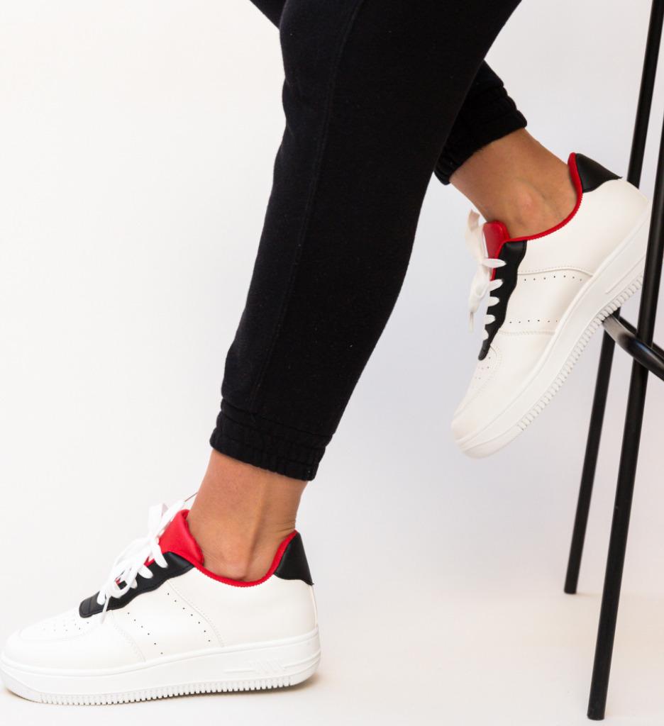 Pantofi Sport Alogo Albi