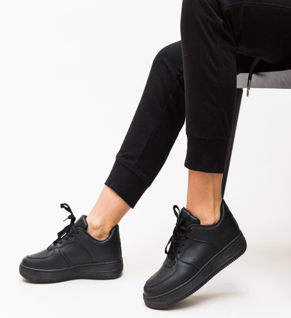 Pantofi Sport Alogo Negri
