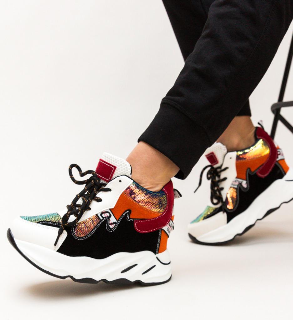 Pantofi Sport Carson Albi
