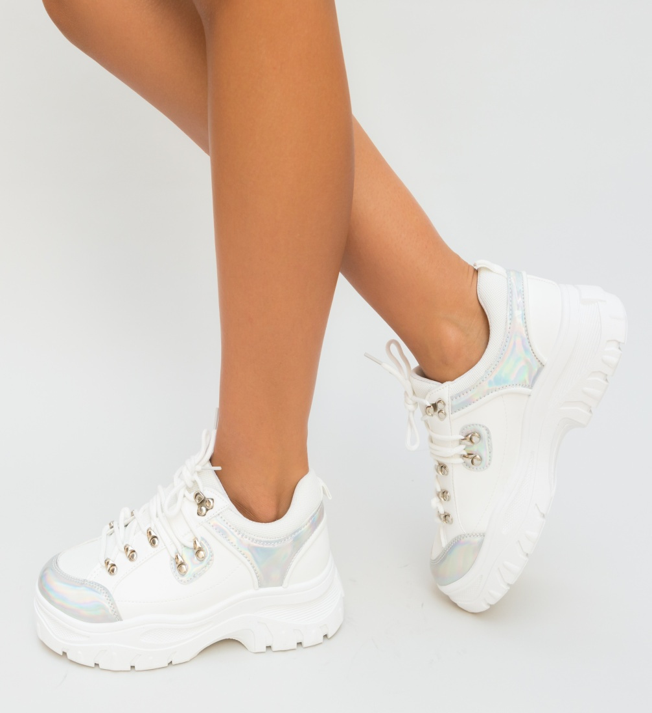 Pantofi Sport Castilio Arginti