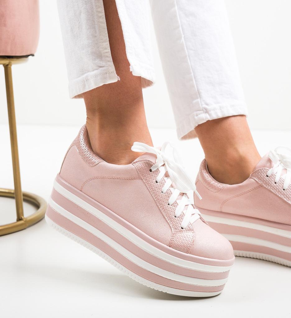 Pantofi Sport Conce Roz