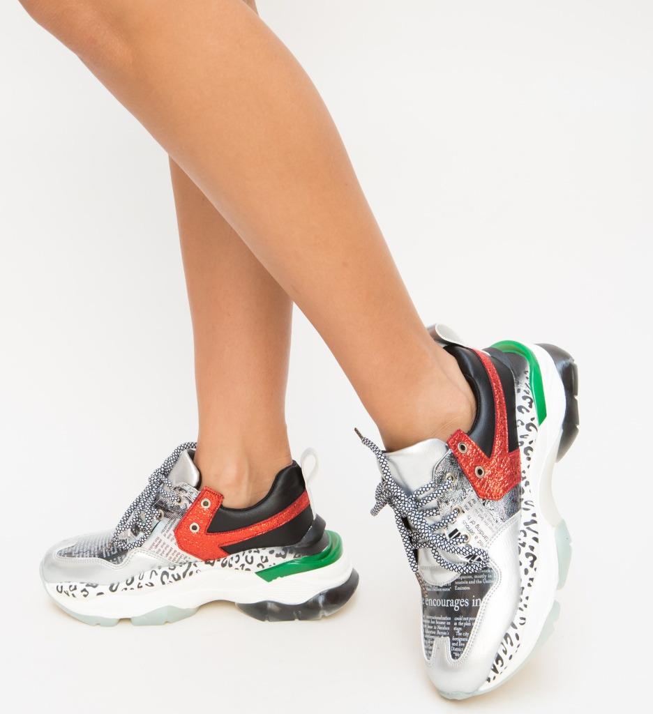 Pantofi Sport Doretta Gri