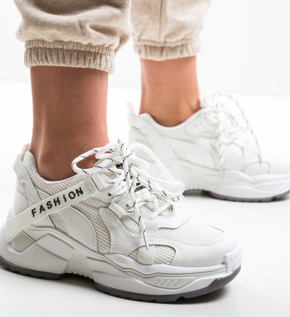 Pantofi Sport Estio Albi