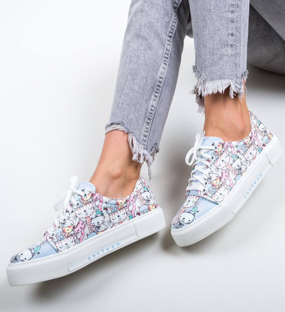 Pantofi Sport Ferzio Multi