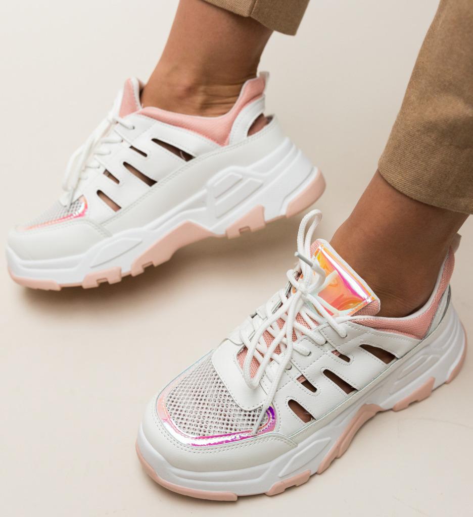 Pantofi Sport Hercos Roz