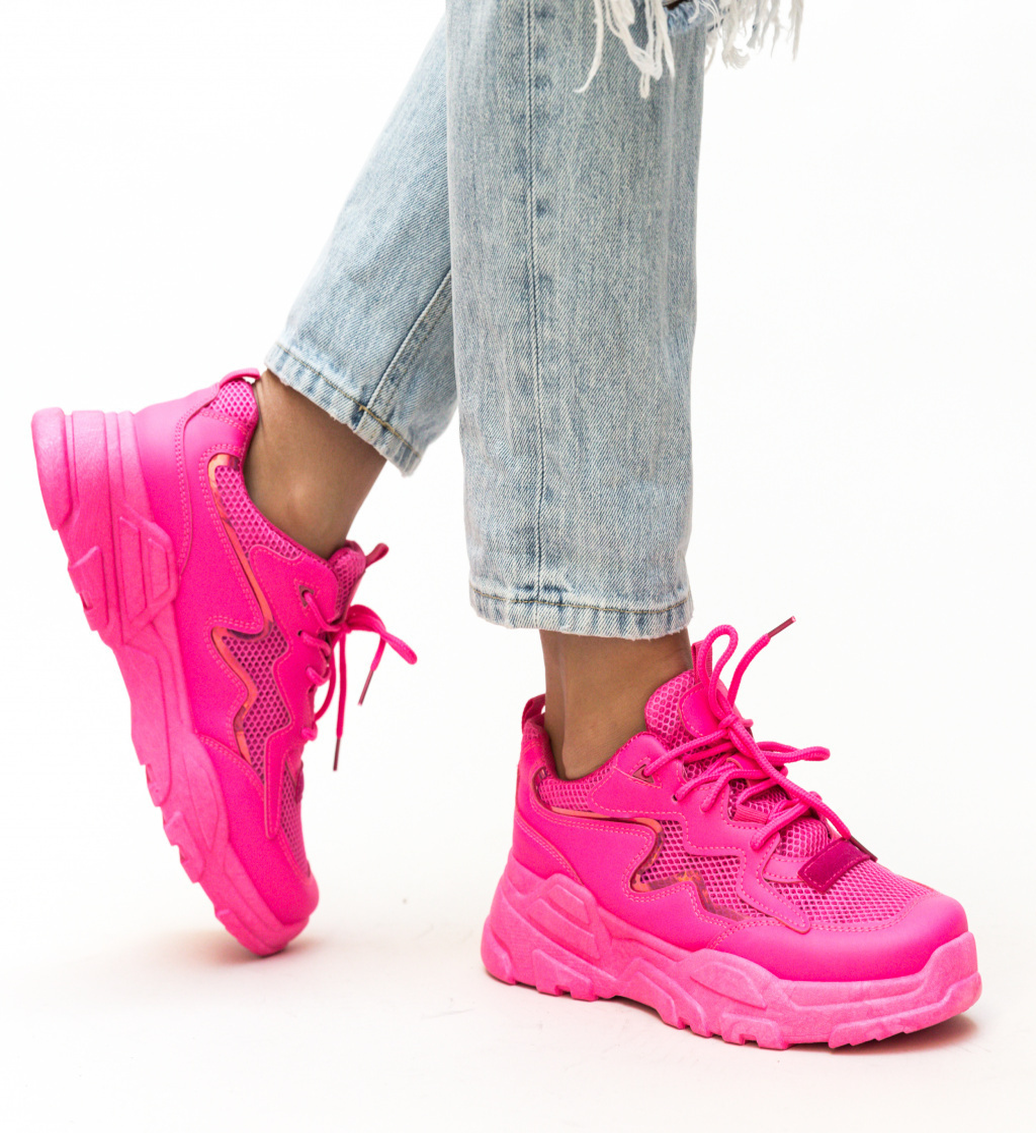 Pantofi Sport Horace Fuchsia