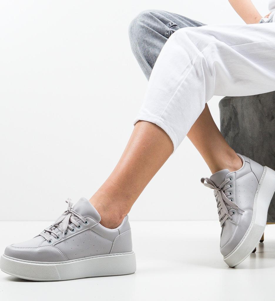 Pantofi Sport Nustu Gri