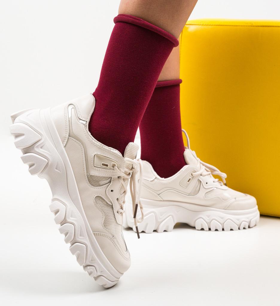 Pantofi Sport Roy Bej