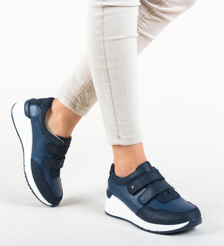 Pantofi Sport Sonya Bleumarin