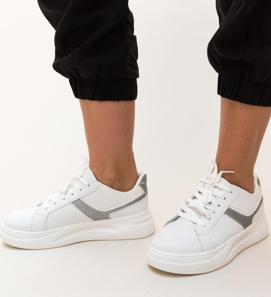 Pantofi Sport Stokes Gri