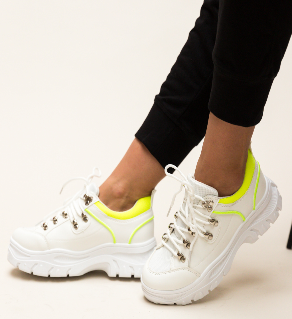 Pantofi Sport Tariq Albi 2
