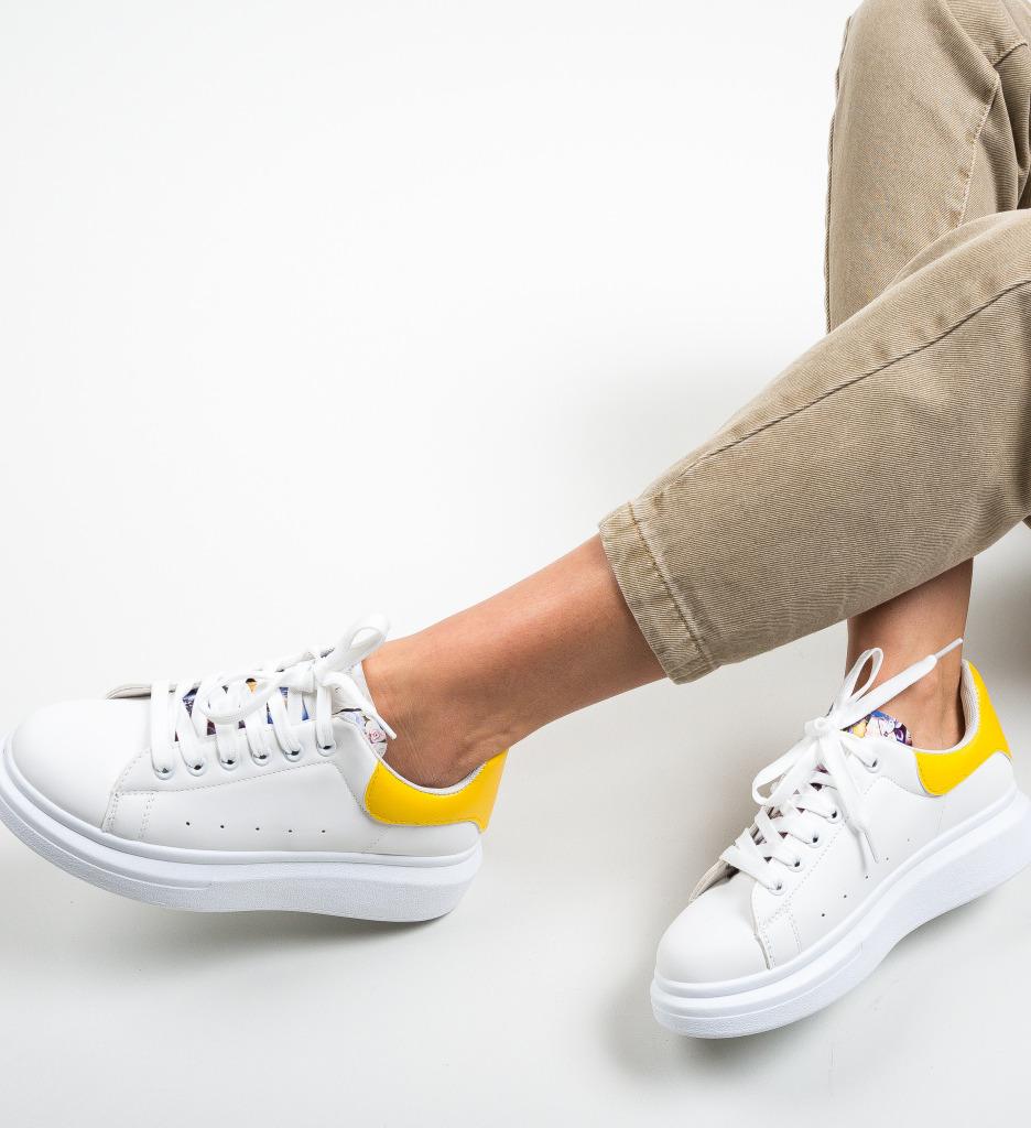 Pantofi Sport Travis Albi 5