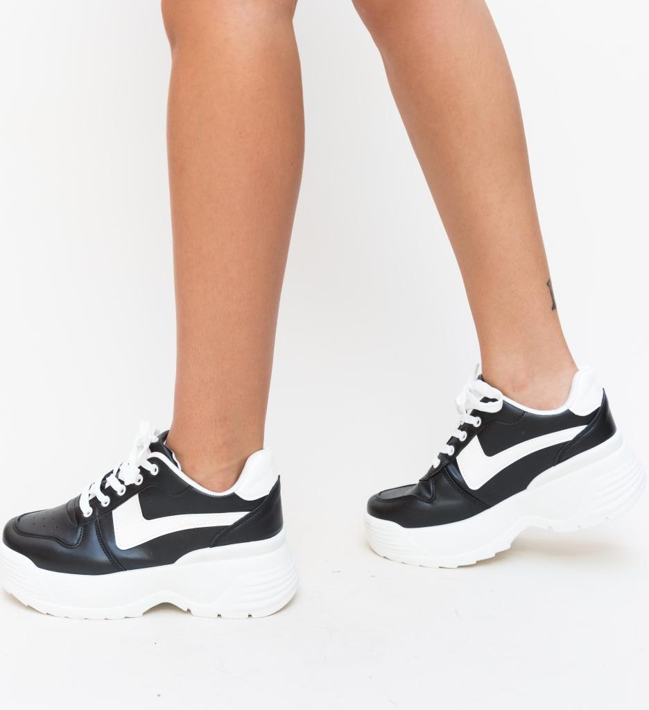 Pantofi Sport Vinia Negri
