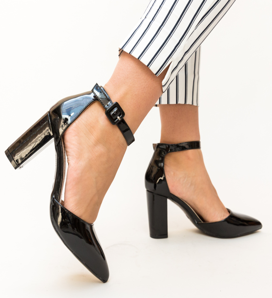 Pantofi Tillman Negri