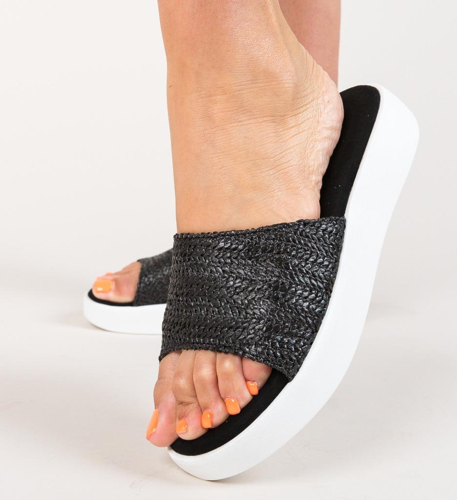 Papuci Fino Negri