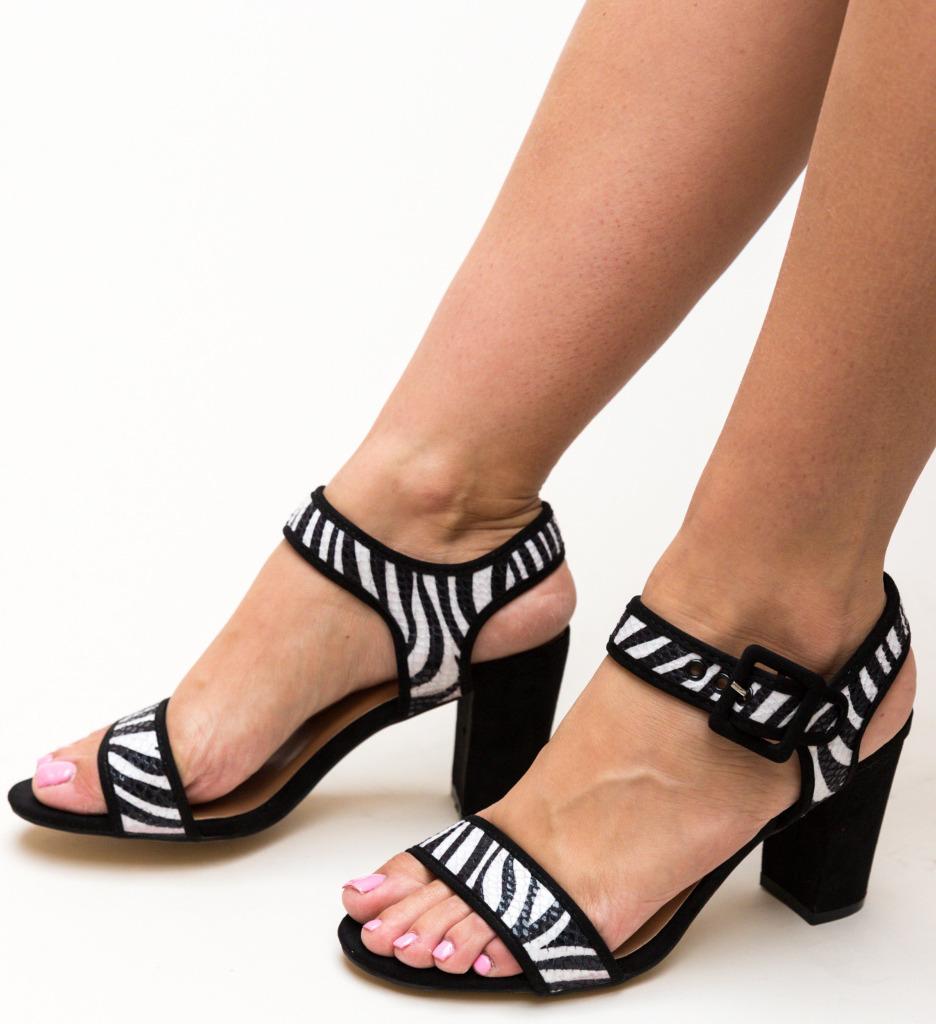 Sandale Clindar Negre