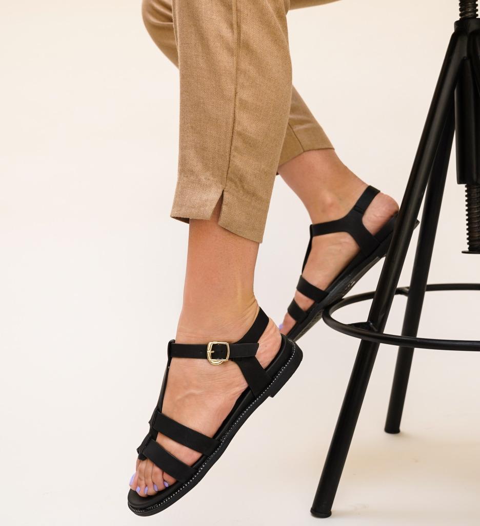 Sandale Cutur Negri