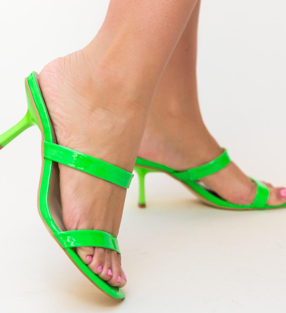Sandale Draguv Verzi