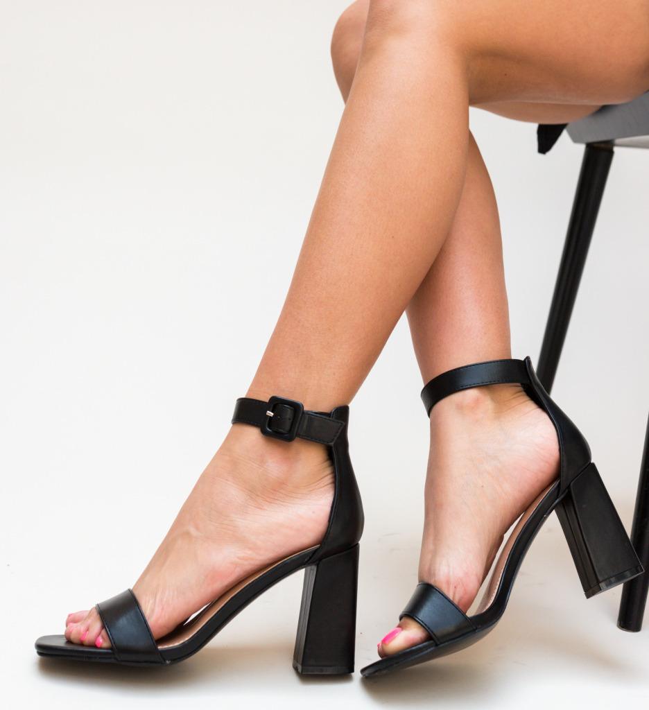Sandale Gingero Negre