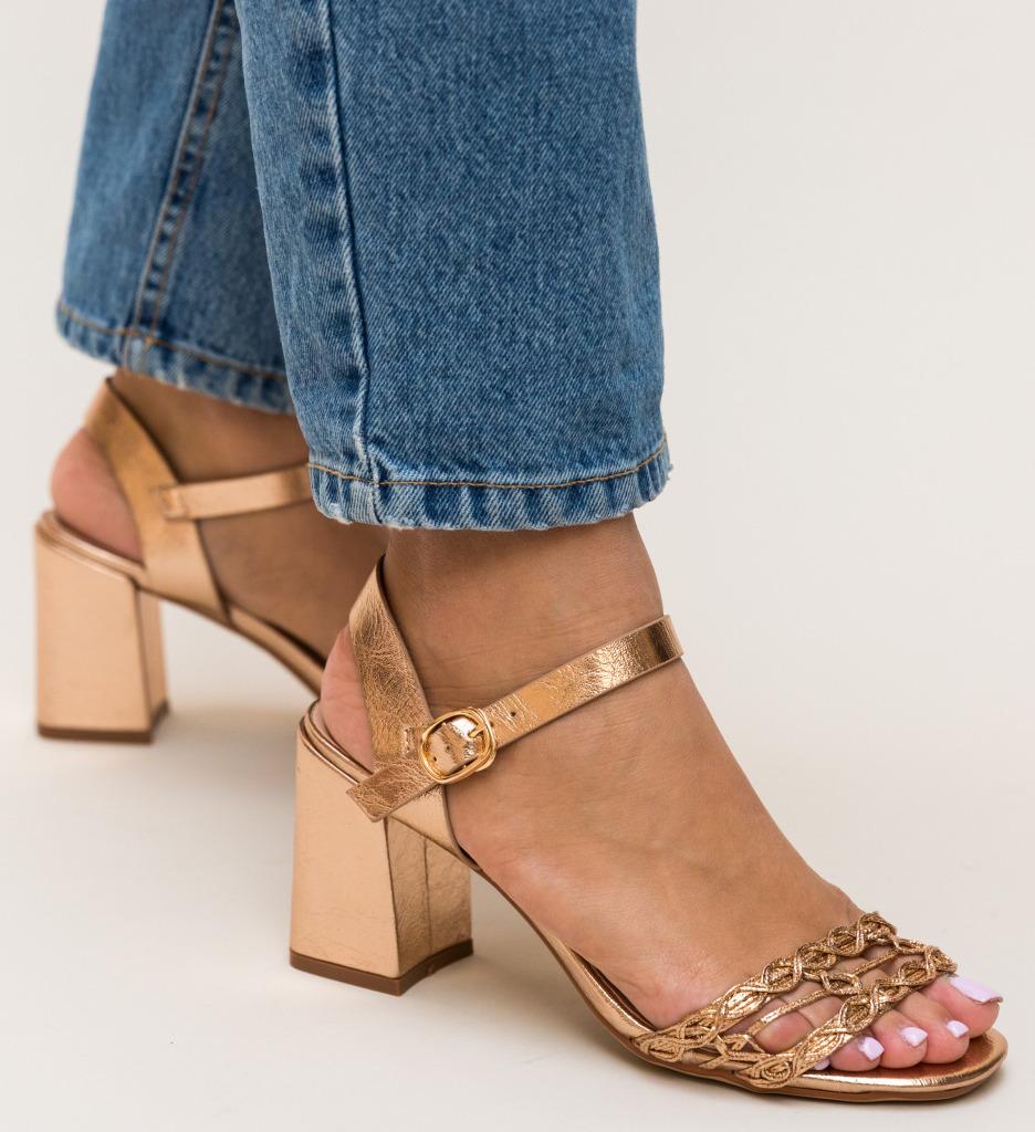 Sandale Lonar Aurii 2