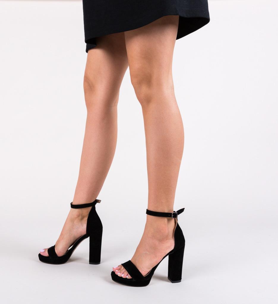 Sandale Meski Negre 2