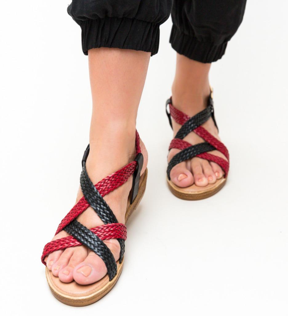 Sandale Nanie Negre
