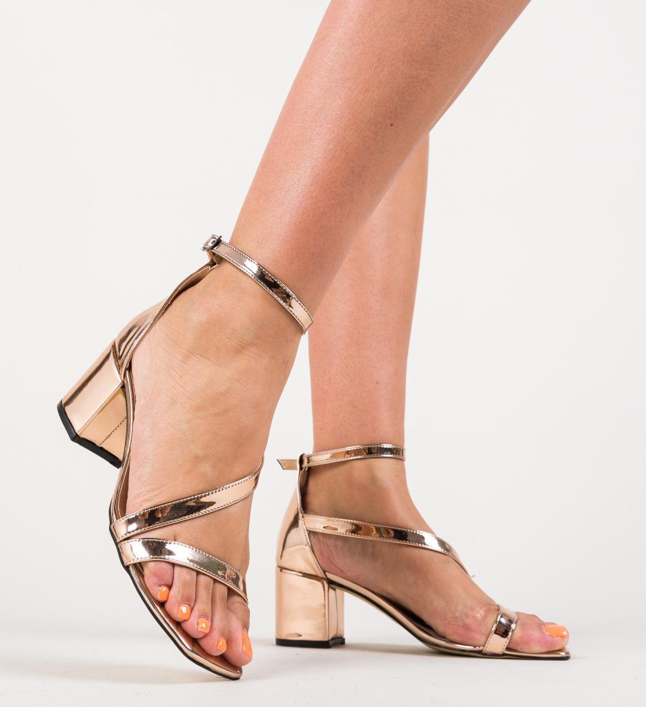 Sandale Piruna Aurii 2