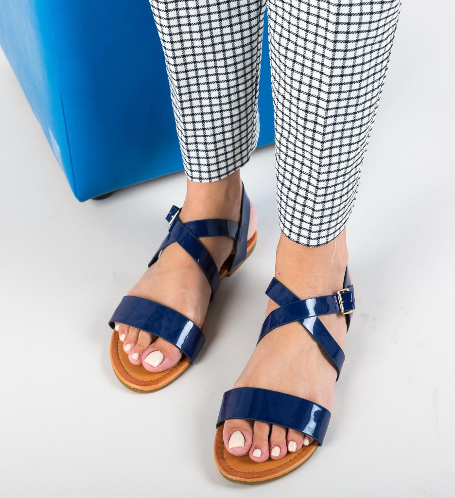 Sandale Rioda Bleumarin