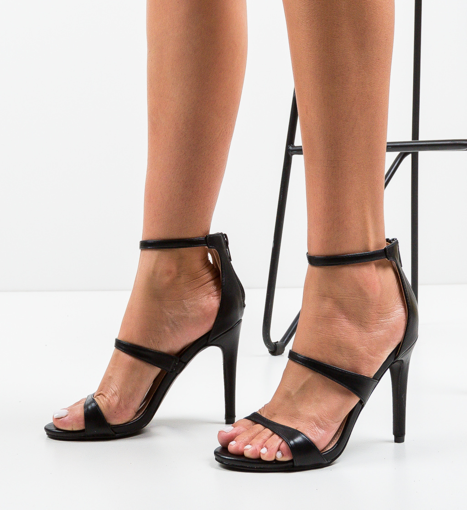 Sandale Sumner Negre