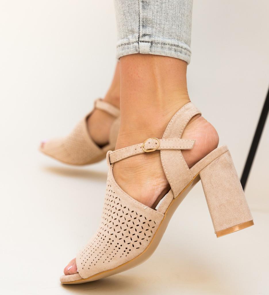 Sandale Zimbro Bej