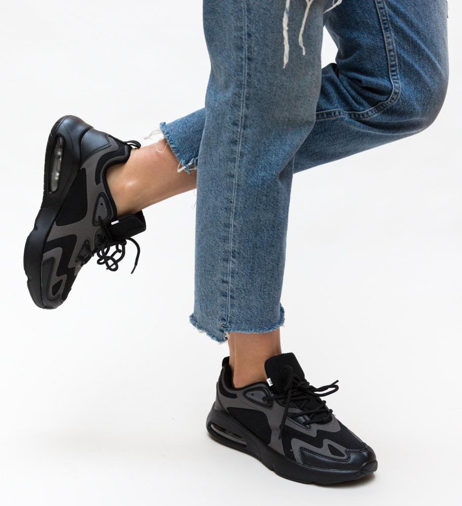 Pantofi Sport Sizen Negri