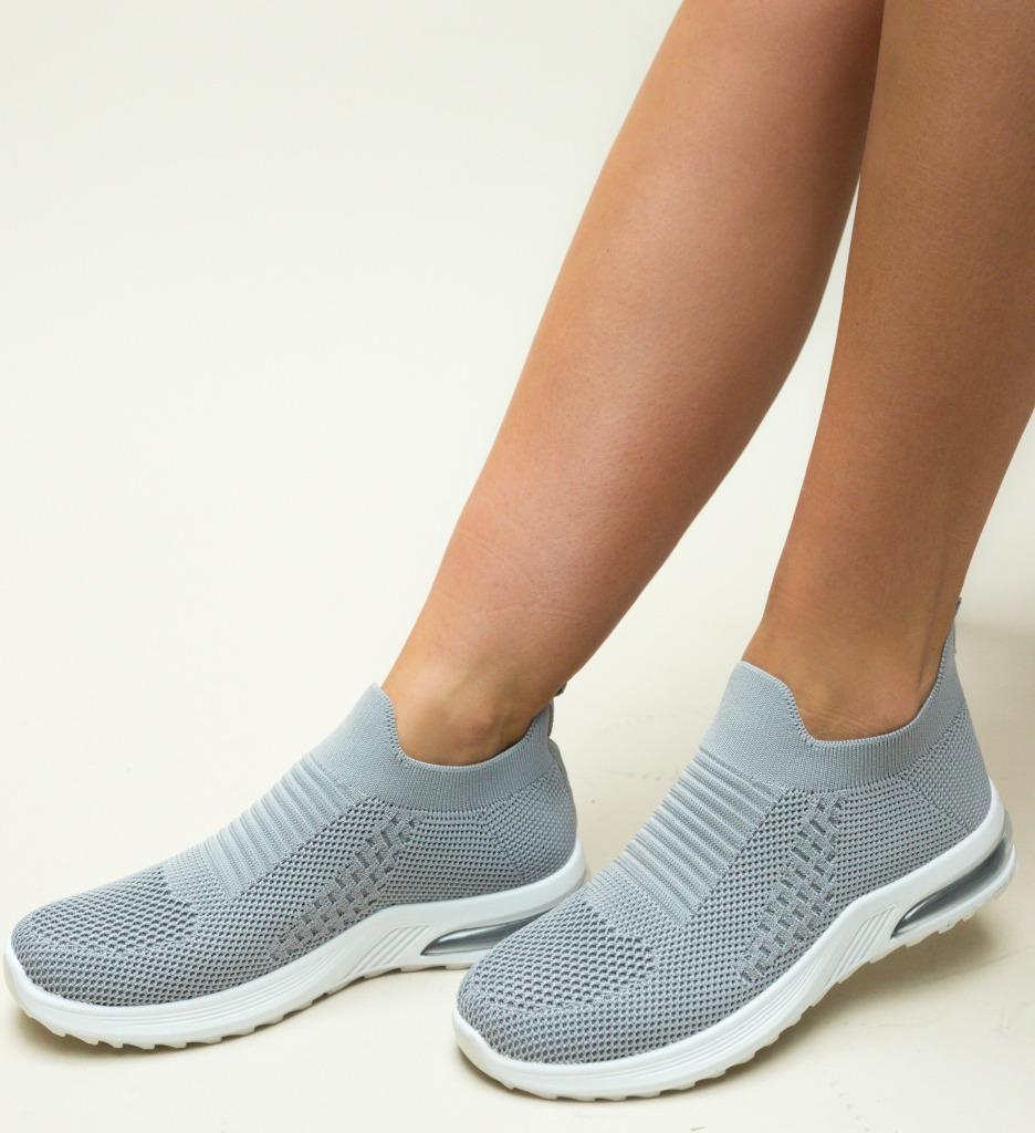 Pantofi Sport Domonic Gri