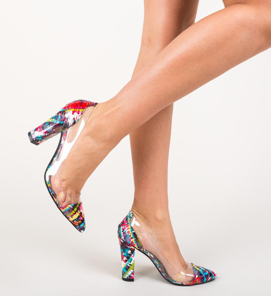 Pantofi Armingo Multi