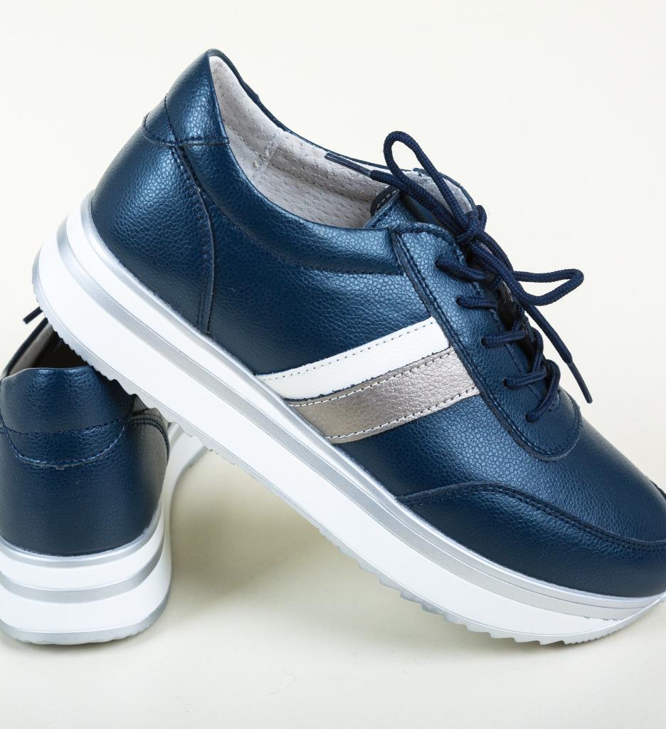 Pantofi Casual Good Bleumarin