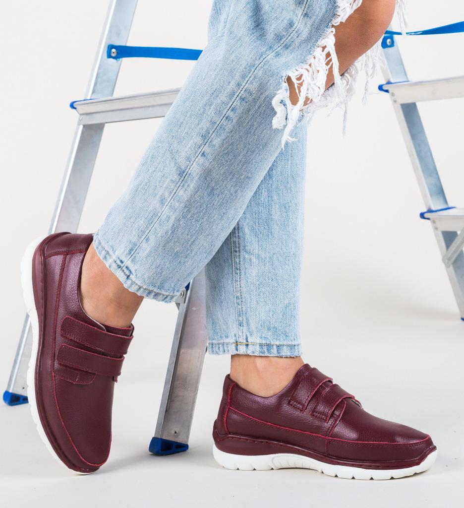 Pantofi Casual Grant Grena