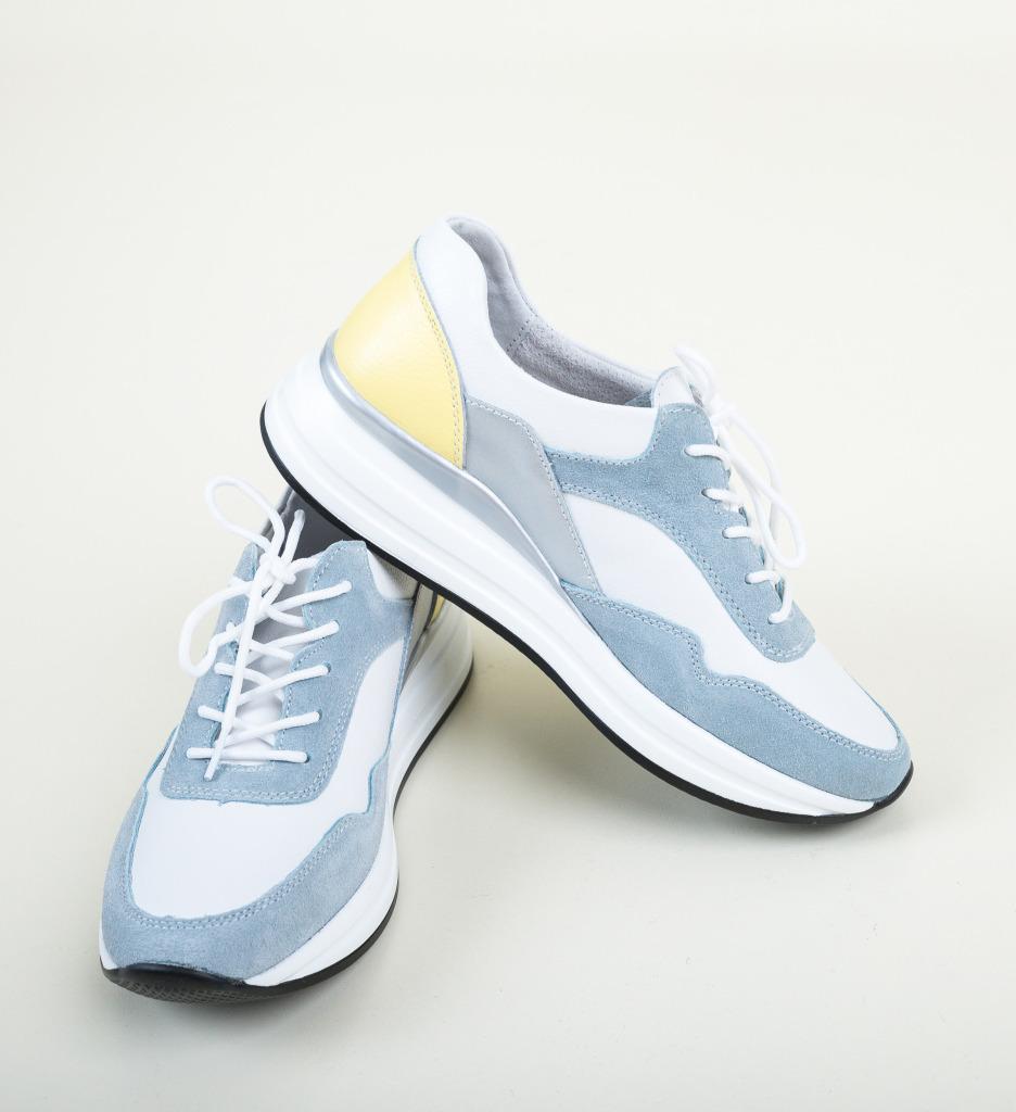 Pantofi Casual Lynde Albastri