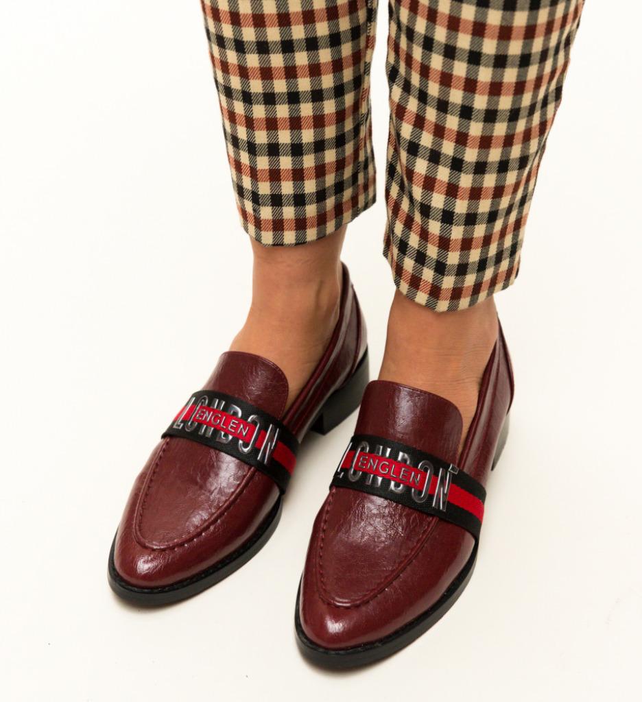 Pantofi Casual Menna Grena