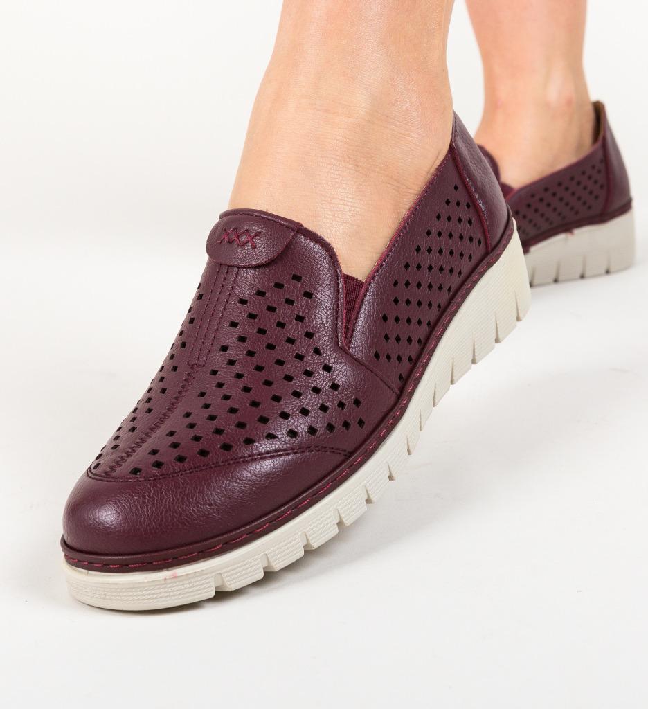 Pantofi Casual Nevaya Grena