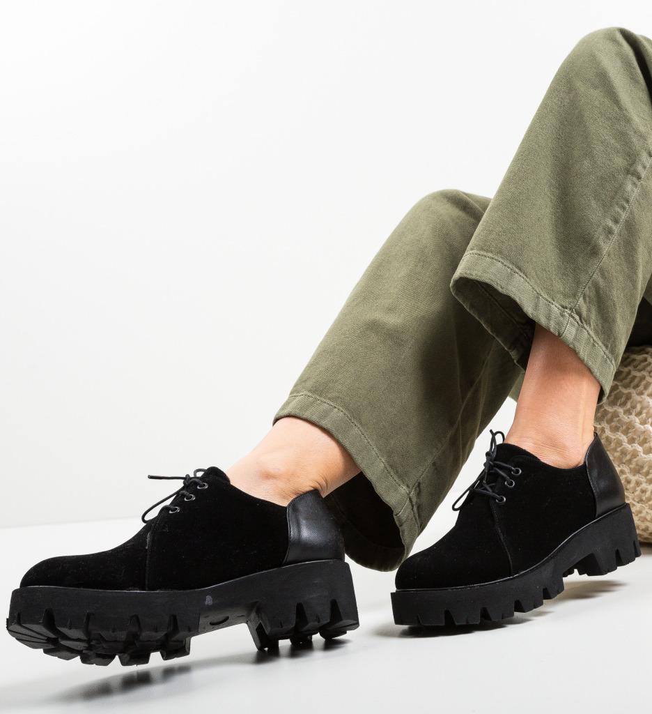 Pantofi Casual Olaru Negri