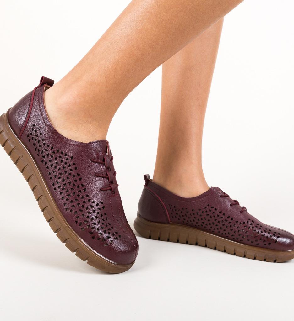 Pantofi Casual Rinhob Grena